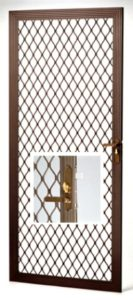 Sliding Security Screen Doors Steel Security Screen Doors