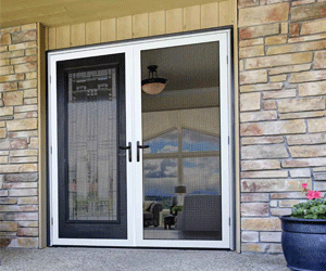 titan patio screen door